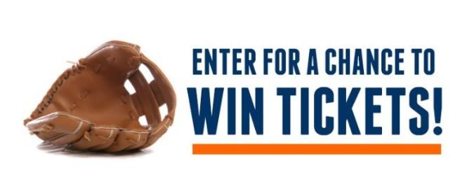 Detroit Baseball Tickets Contest