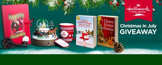 Hallmark Channel Christmas In July Giveaway