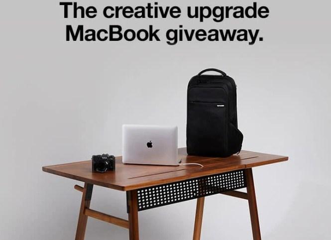 Incase Creative Upgrade MacBook Giveaway