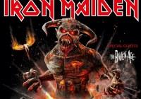 Iron Maiden Tickets Contest