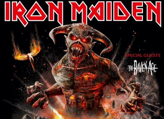 Iron Maiden Tickets Contest