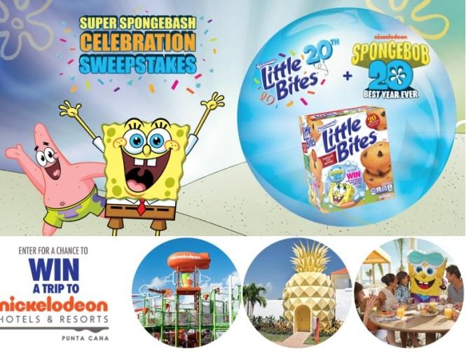 Super SpongeBash Celebration Sweepstakes