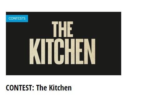 The Kitchen Sweepstakes