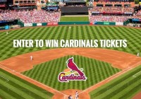 American Family Cardinals Baseball Sweepstakes