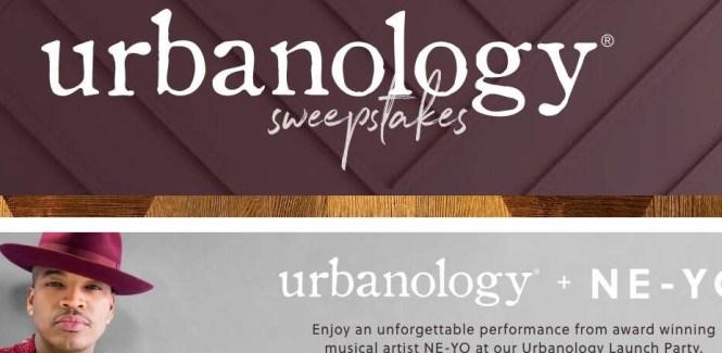 Ashley Furniture Homestore Urbanology Sweepstakes