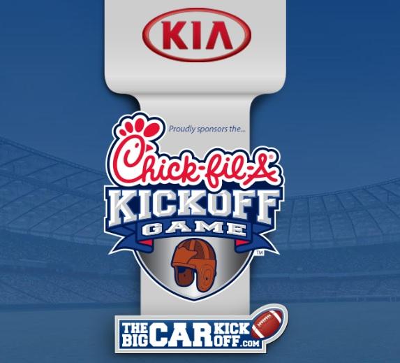 Kick For A Kia Sweepstakes