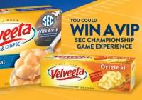 Kraft Heinz Foods Score With Velveeta Sweepstakes