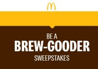 McDonald McCafe Sweepstakes 2019