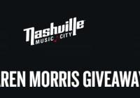 Nashville 2019 Maren Morris Giveaway