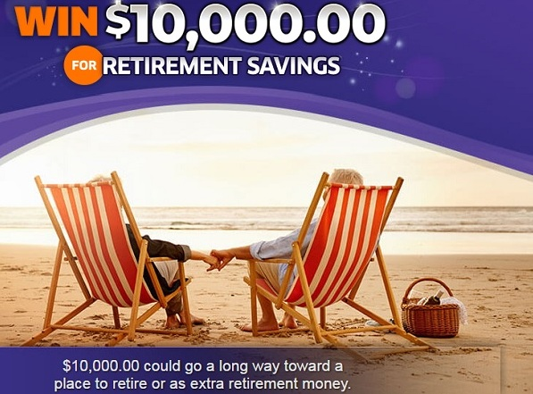 PCH com 10000 Dollars Retirement Sweepstakes - Win Cash