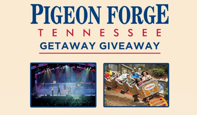 Pigeon Forge Vacation Giveaway