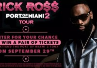 Rick Ross Online Contest
