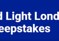 Trip To London 2019 Sweepstakes