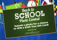 WRIC - Back To School Photo Sweepstakes