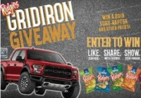 Wise Foods Ridgies GridIron Giveaway