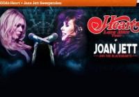 93.3 KIOA Heart And Joan Jett Sweepstakes