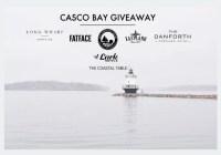 Casco Bay Giveaway