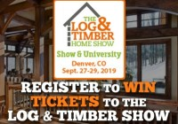 KDVR-TV The Log And Timber Home Show