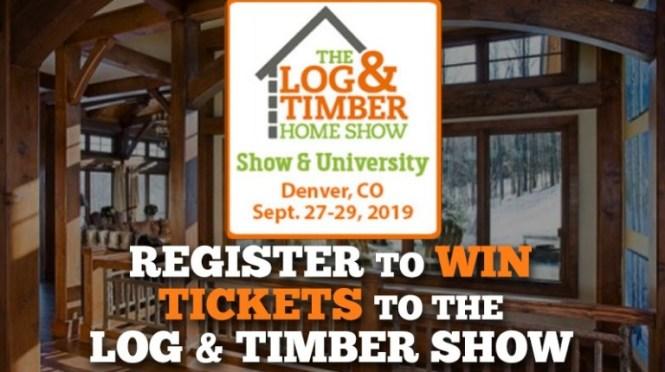 KDVR-TV The Log And Timber Home Show