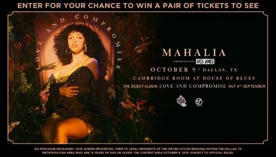Mahalia Online Contest