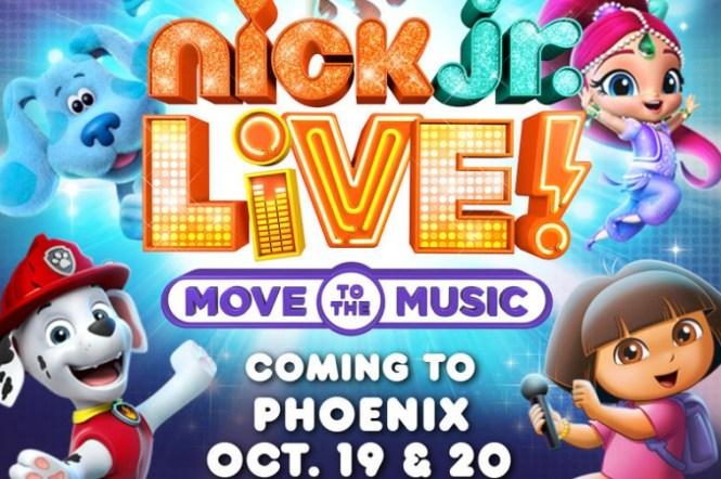 Nick Jr. Online Contest