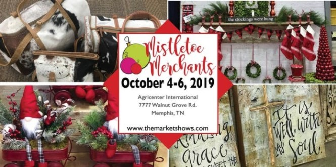 Wreg.com Mistletoe Merchants Ticket Giveaway