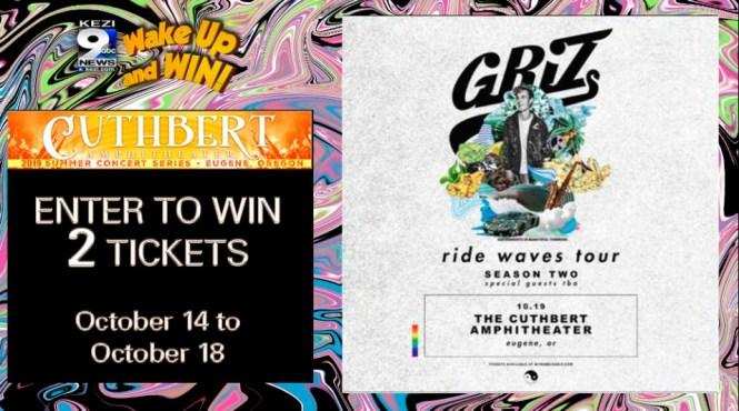 2019 Kezi Wake Up And Win – Griz Contest