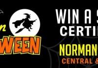Dominion Halloween Trivia Contest