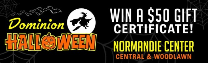Dominion Halloween Trivia Contest