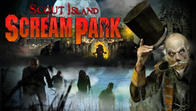 WWL-TV Scout Island Scream Park Giveaway