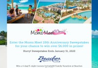 May Media Group Moms Meet Beaches Sweepstakes
