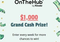 OnTheHub Drop The Debt Giveaway