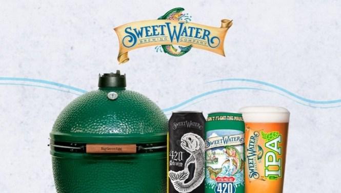 SweetWater Big Green Egg Sweepstakes