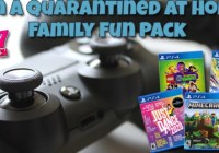 101.7 The Beach Quarantined At Home Family Fun Pack Giveaway