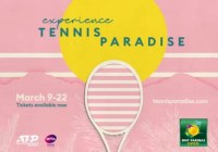 BNP Paribas Open Tickets Sweepstakes