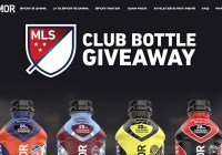 Bodyarmor MLS Custom Bottle Sweepstakes