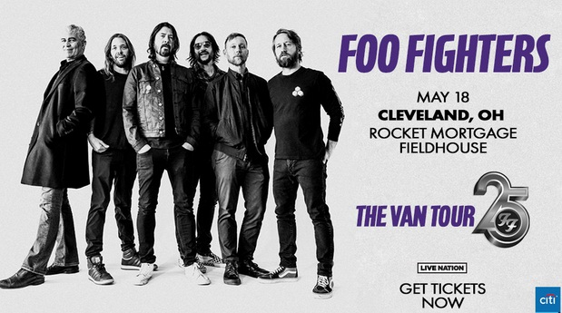 Foo Fighters Contest