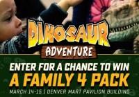 KDVR Dinosaur Adventure Sweepstakes