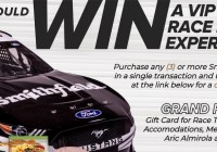 Smithfield VIP Race Experience Sweepstakes