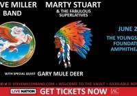 Steve Miller Band Contest