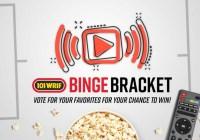 WRIF Binge Bracket Contest