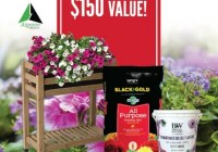 Black Gold Ergogarden Elevated Garden Planter Sweepstakes