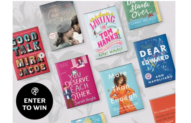 Feel Good Reads Sweepstakes