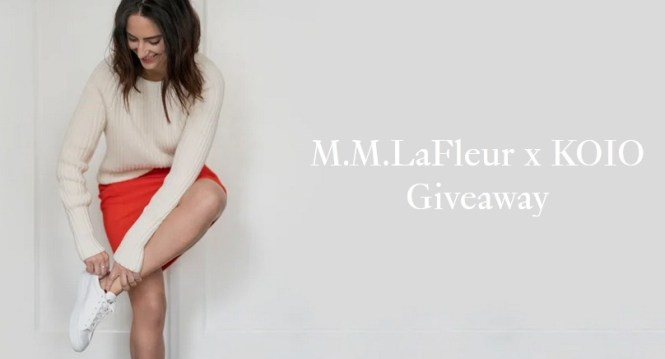 MM. LaFleur And Koio Sweepstakes