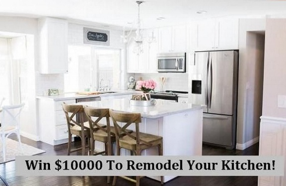 PCH.com $10000 Kitchen Makeover Giveaway
