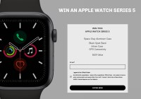 Rotary Digital Shift Apple Watch Giveaway