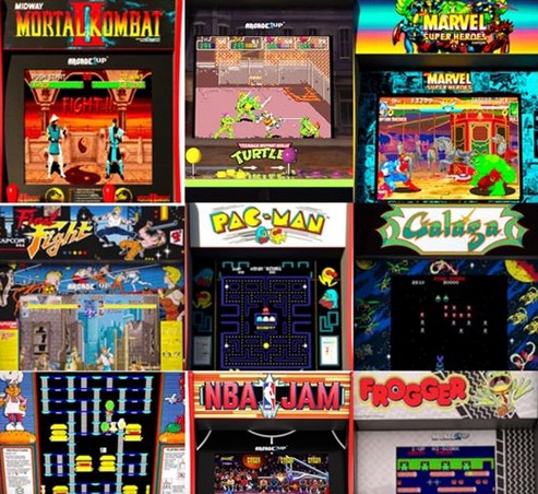 Arcade1Up Survey Sweepstakes