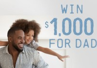 Fathers Day Sweepstakes