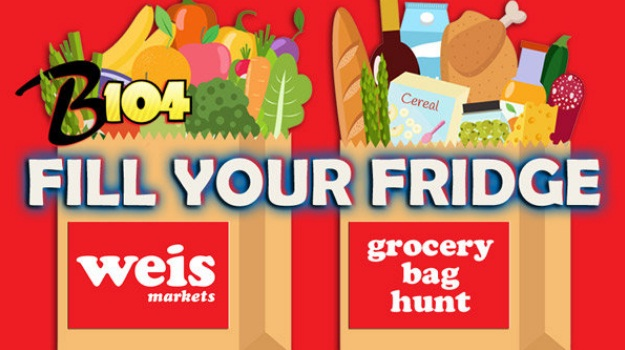Fill Your Fridge Virtual Weis Markets Grocery Bag Hunt Sweepstakes