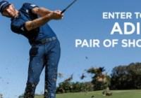 Global Golf Adidas Giveaway